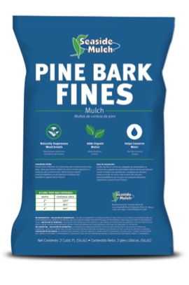 Pine Bark Fines Bag