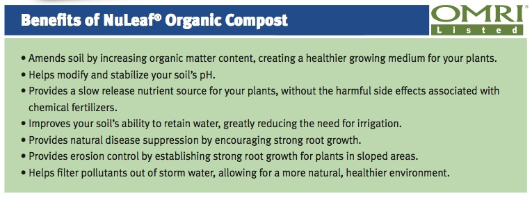 Benefits of Organic Compost